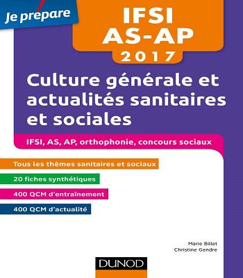 Culture Générale Et Actualités Sanitaires Et Sociales