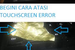 Cara Mengatasi Layar Touchscreen Error Saat Main Game
