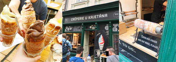Travel Guide Prag Creperie U Kajetana