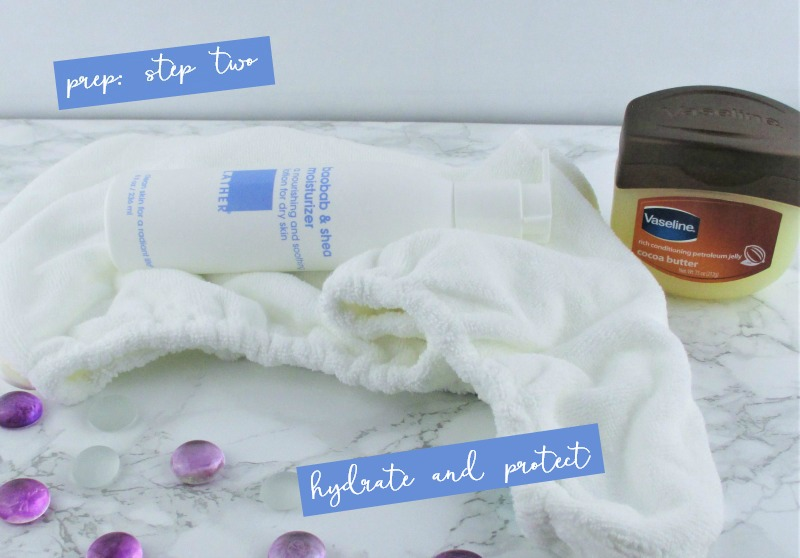 A Step By Step Guide to a Glowing and Safe Summer Tan Prep Step Two