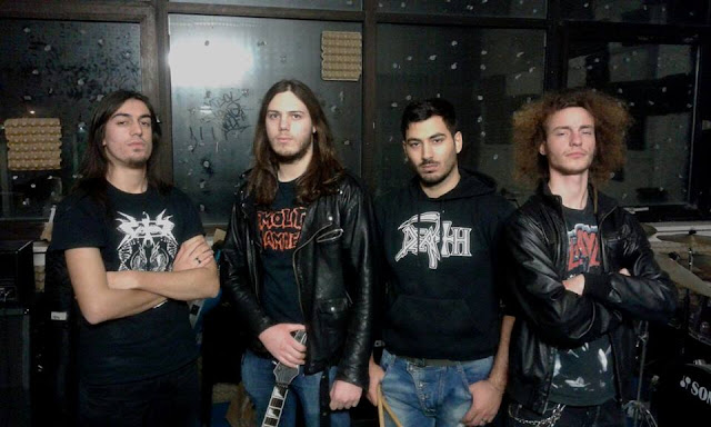 Interview with Obliterated, Progressive Thrash Metal Band from Italy, Interview with Obliterated Progressive Thrash Metal Band from Italy