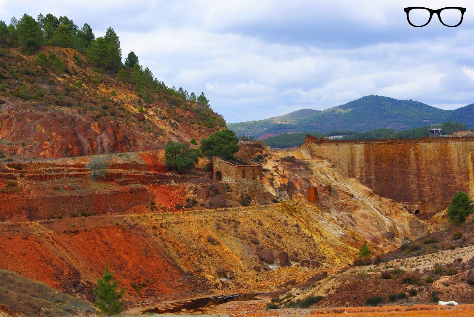 Vistas Minas de Río Tinto