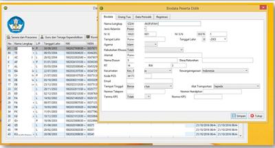 Cara Mengubah Data Peserta Didik yang Terkunci dengan Menggunakan Dapodik Helper Terbaru