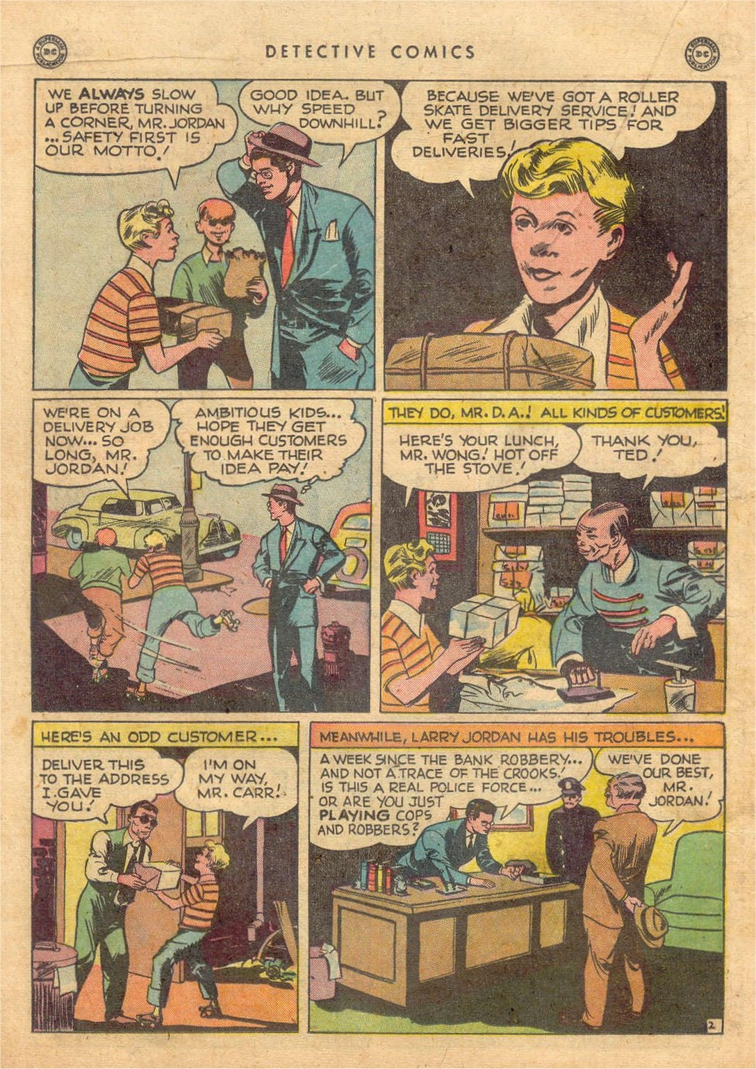 Read online Detective Comics (1937) comic -  Issue #132 - 26