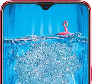 Oppo F9 Pro with VOOC Flash Charge Technology