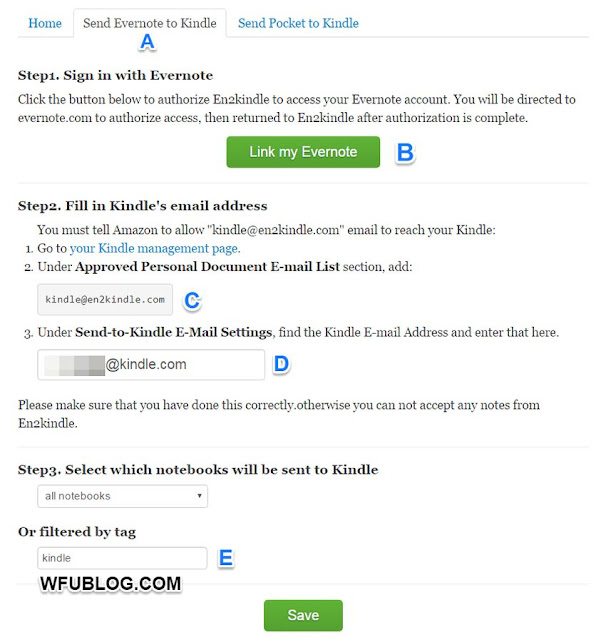 send-evernote-to-kindle-1-稍後閱讀,各種推送到 Kindle 的技巧整理﹍Chrome 網頁圖文 + Evernote 記事 + RSS 閱讀器