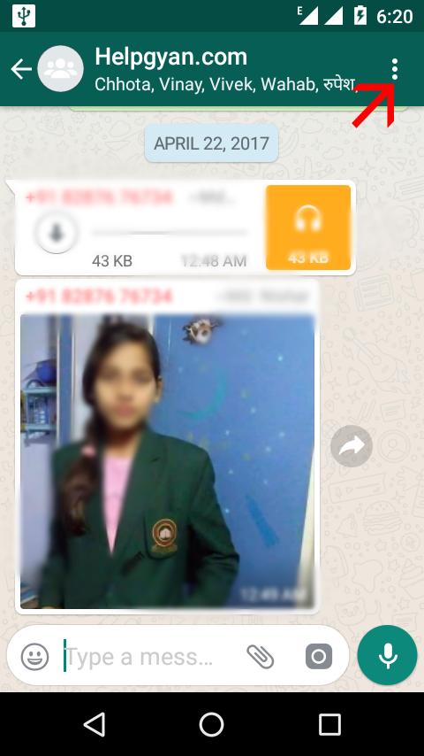 Whatsapp Group Ka Invite Join Link Kaise Banaye HelpGyan