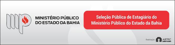 Seleção Pública estagiários MPBA (APOSTILAS MPBA)