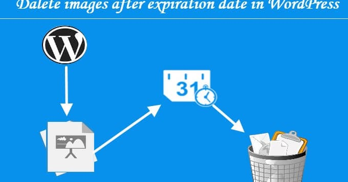 How to Set Expiration date for Media files in WordPress