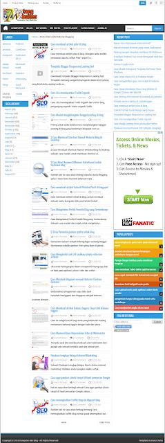 Cara Screenshot Seluruh Halaman Web