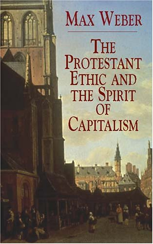 relationship between religion and early capitalism