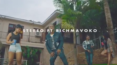 Stereo ft Rich mavoko - Mpe Habari video