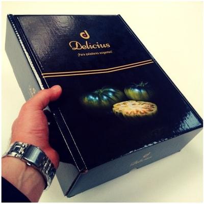packaging cajas para alimentacion