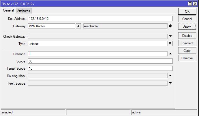 PPTP VPN Mikrotik Tutorial