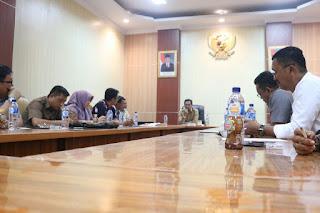 Pertemuan Bupati Boltim dan DPRD Bahas Kelanjutan 7 RANPERDA Guna Kebutuhan Rakyat di 2018