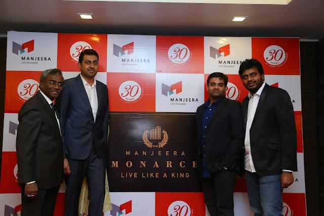 Manjeera Group forays into Vijayawada