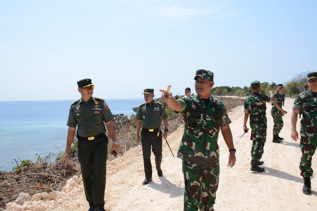 Pangdam XIV/Hasanuddin : Danramil dan Babinsa Penentu Kualitas TNI