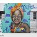 Grafiteiro faz homenagem em muro para Titi