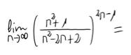 30. Límite de una sucesión (número e) 7
