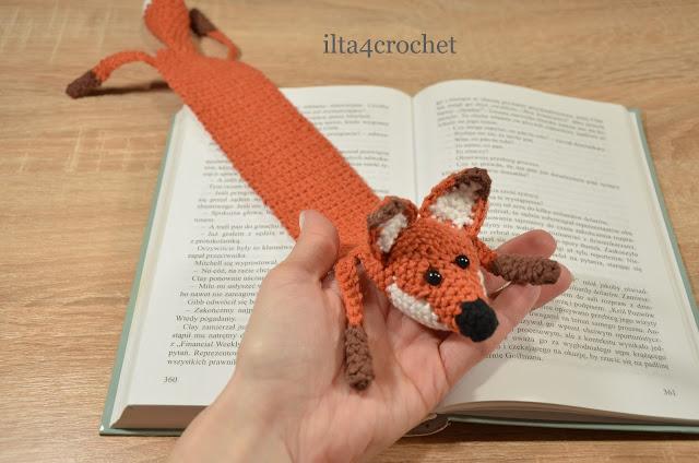 Lis  – zakładka do książki