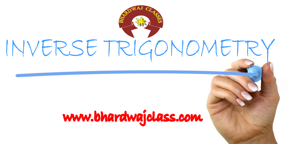 Class 12 Inverse Trigonometry important questions