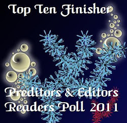 Preditors & Editors Top Ten Readers'Award 2011
