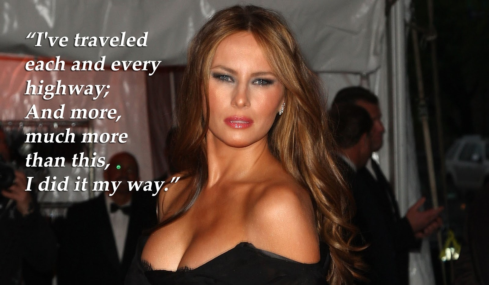 Lebanon blogs - Famous quotes by Melania Trump