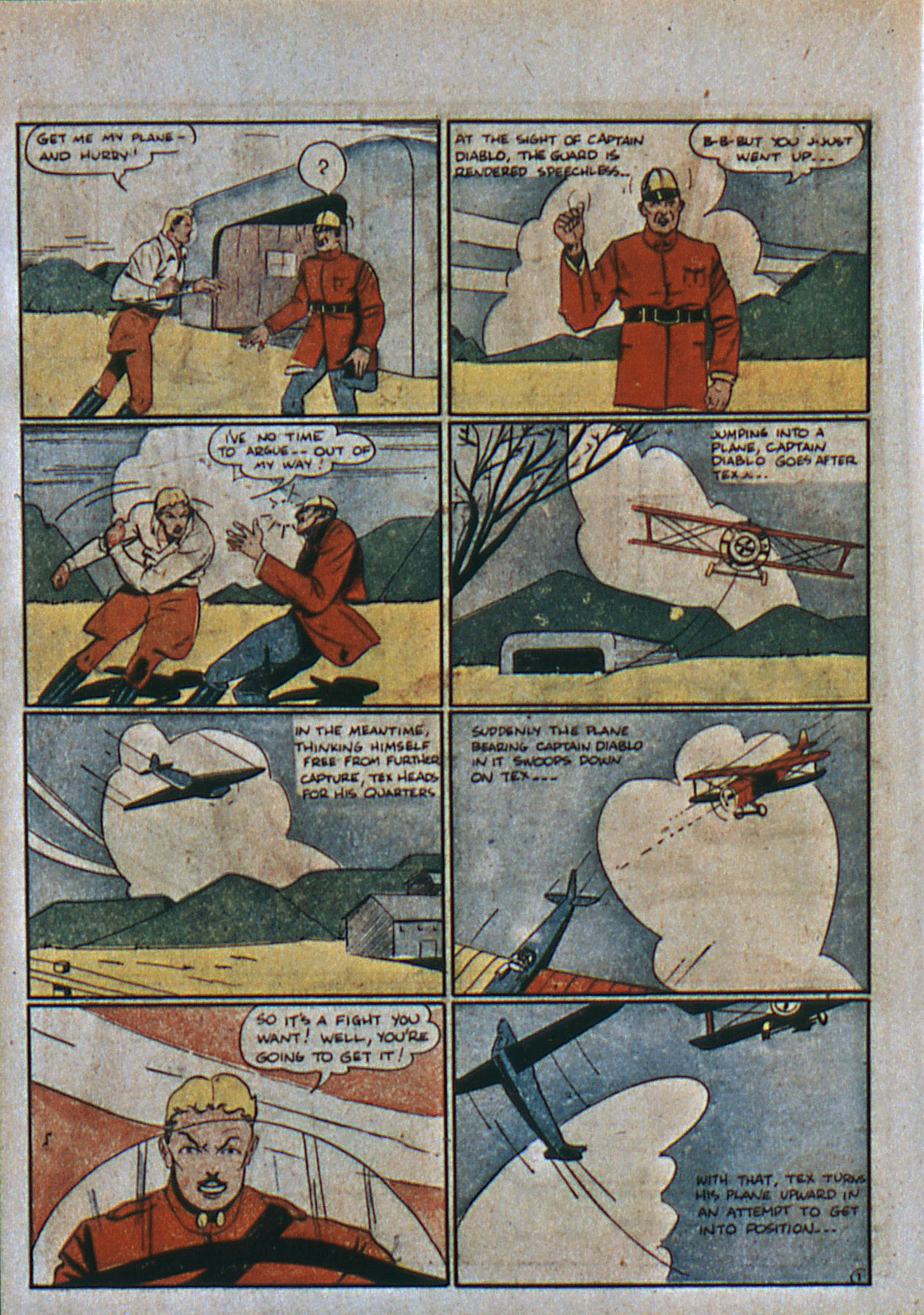 Read online Action Comics (1938) comic -  Issue #6 - 42