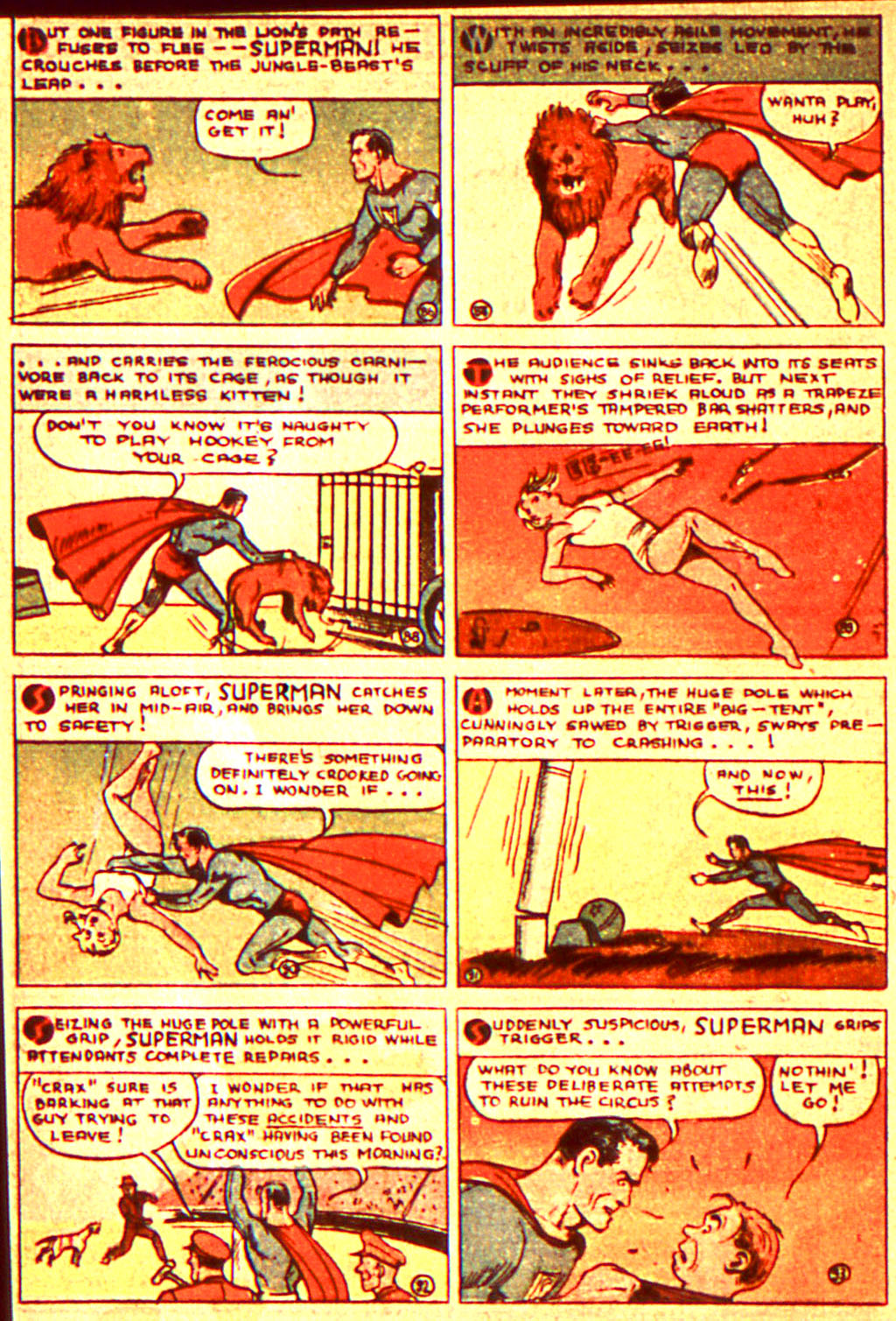 Read online Action Comics (1938) comic -  Issue #7 - 15