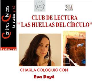 Charla Coloquio con Eva Puyó