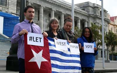 Politisi Selandia Baru Terus Mendesak Agar Segerah Kirim Tim Misi Pencari Fakta dari PIF ke Papua, karena Satu Hari Saja Pada Awal Mei, Sekitar 2.000 orang Papua ditangkap