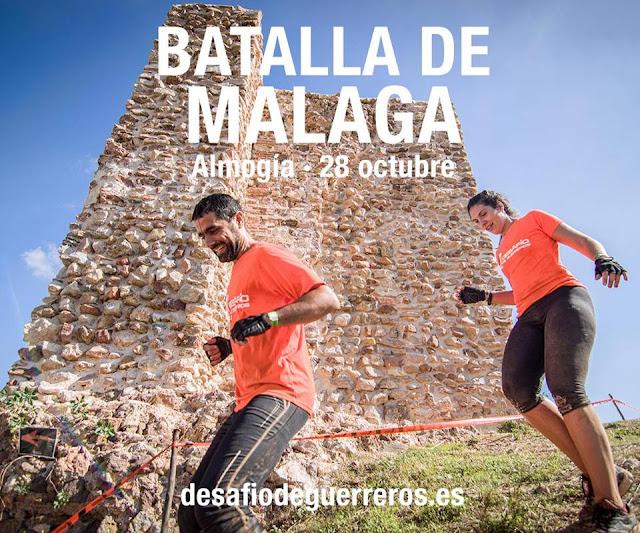 Batalla de Málaga 2018