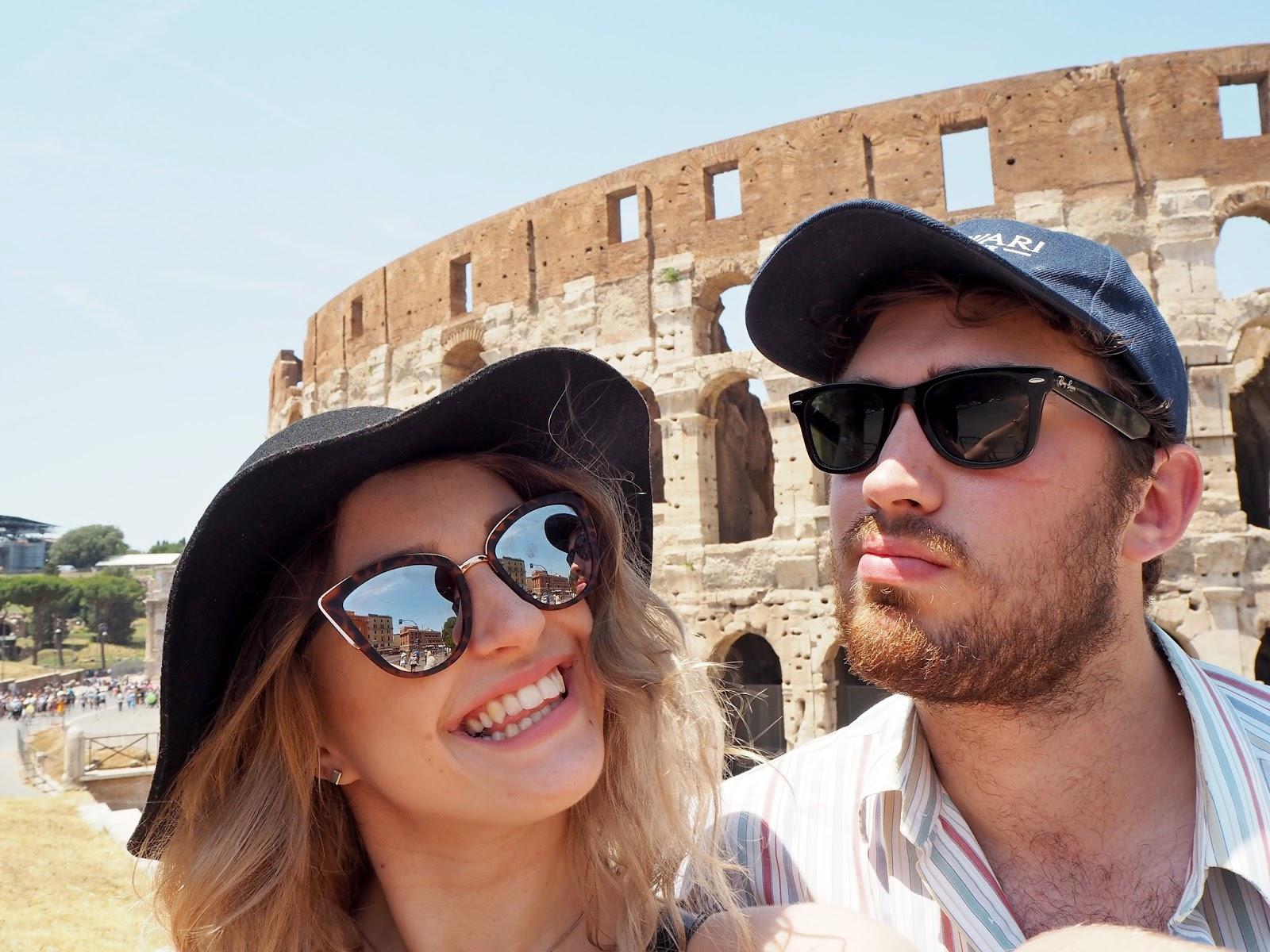 E.K.W. in Rome