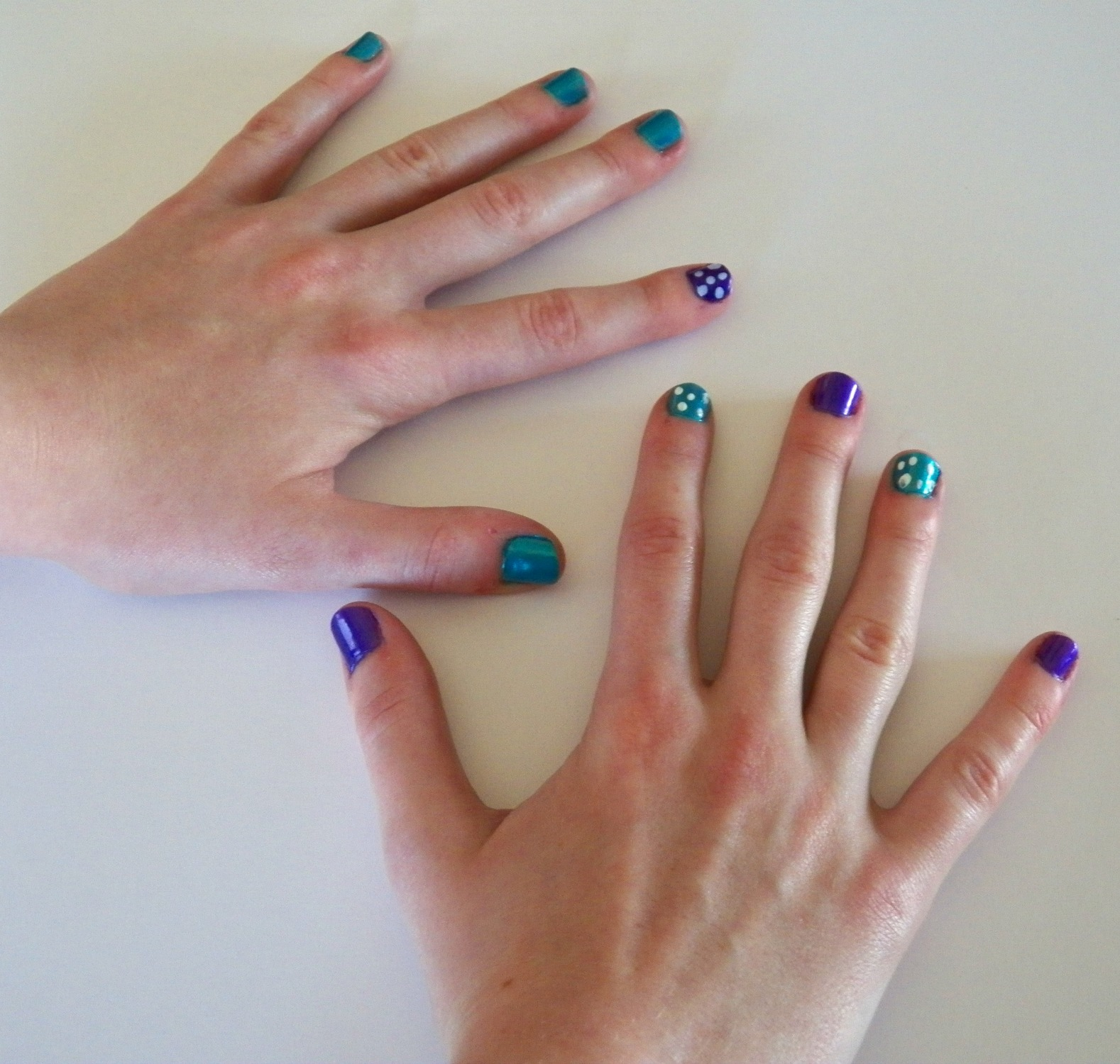Step 8 Allow Your Nails To Dry For About Thirty Minutes This Is A Great Time Watch Movie Or Catch Up With YouTube Videos