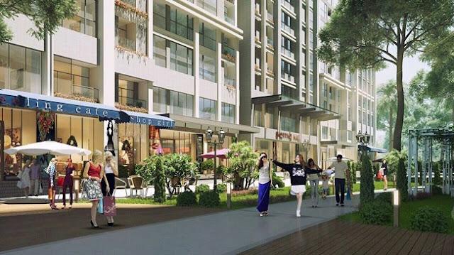 Shophouse Vinhomes Giảng Võ - Sức hút mạnh mẽ nhà đầu tư