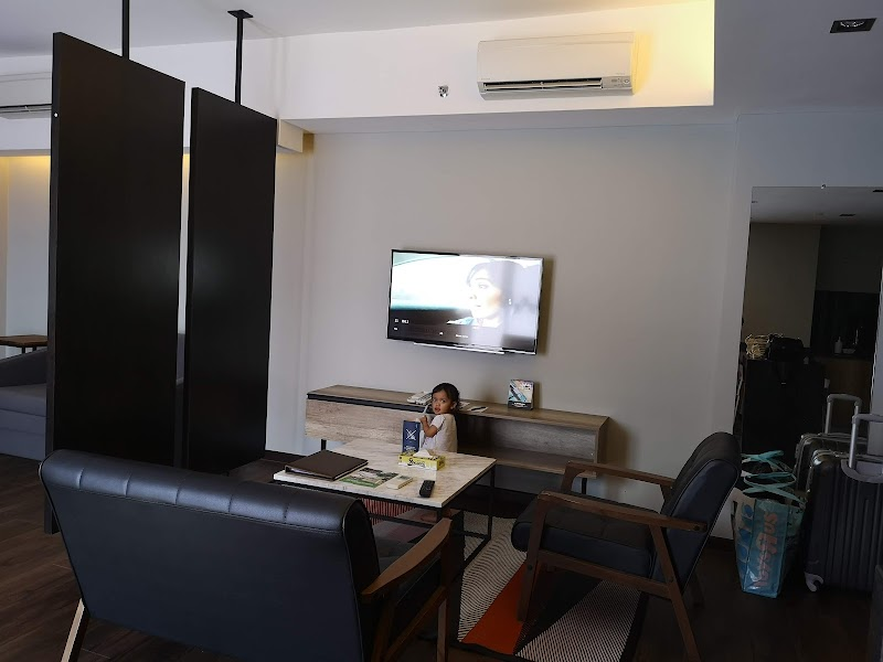 Hotel Review | Hotel Tropics Eight Suites, Penang, Malaysia