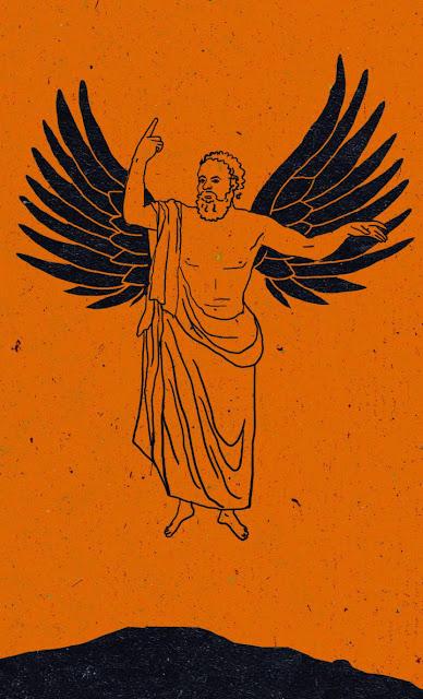 A vuelapluma. Meditación en Atenas