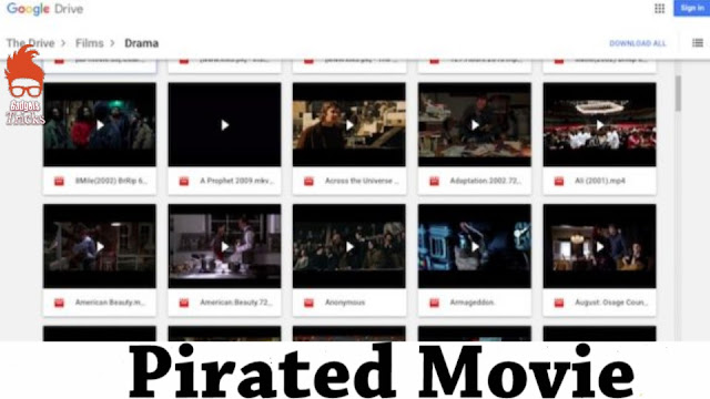 Movie Pirated In Addition To Uploaded On Google Campaign Due To Torrent Banned