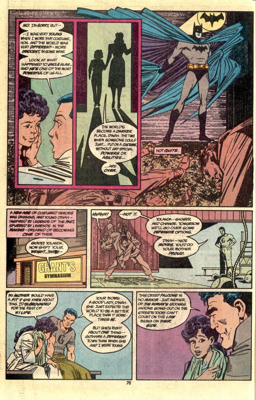 Read online Secret Origins (1986) comic -  Issue #50 - 79