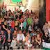 Recibimiento en Diputación a los niños y niñas saharauis