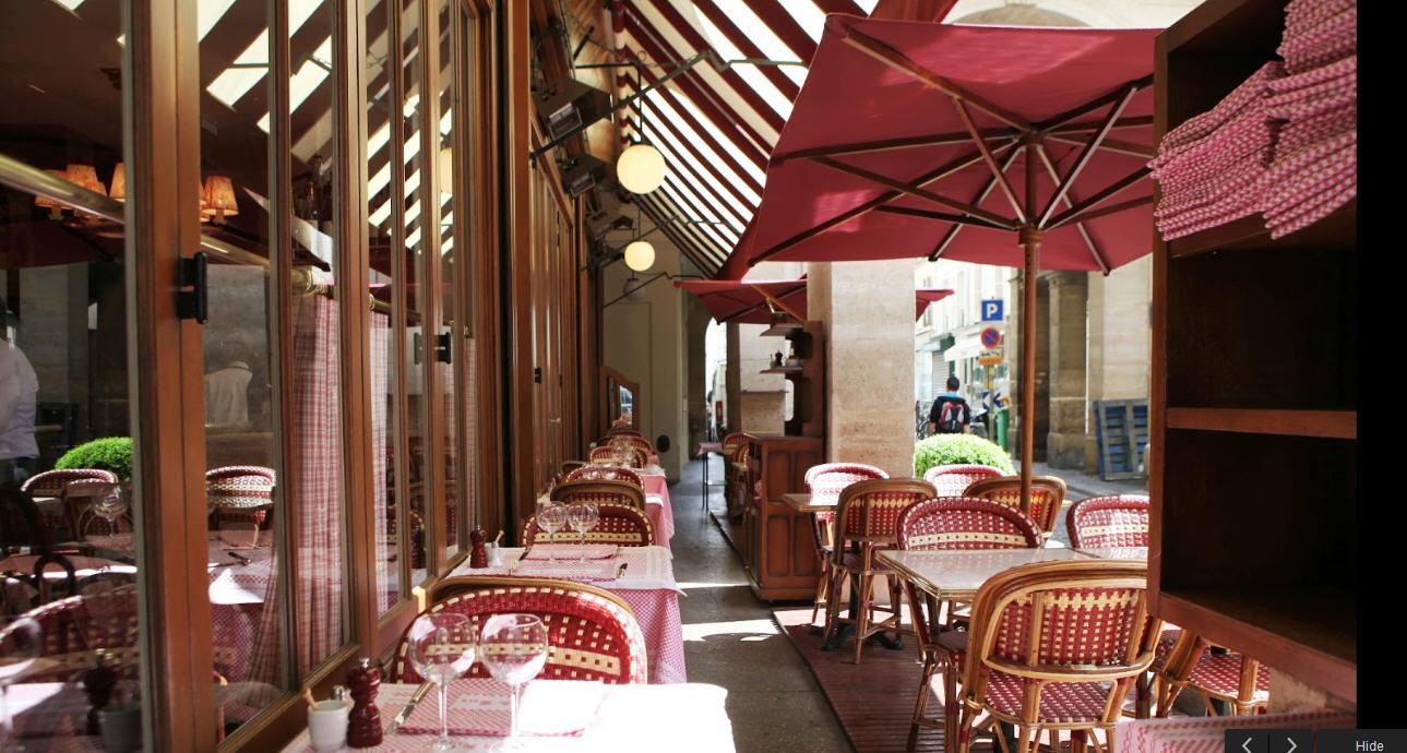 paris restaurants and beyond la fontaine de mars institutionalized. Black Bedroom Furniture Sets. Home Design Ideas
