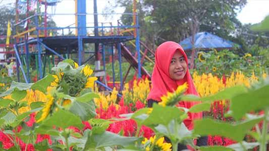 rajati flower garden kubu raya