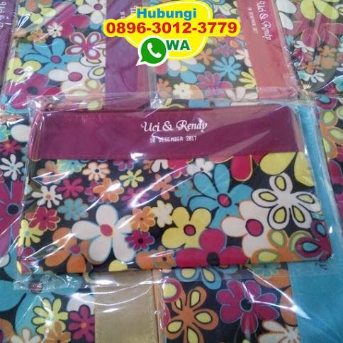 produsen Dompet Kosmetik Motif Bunga eceran 51812