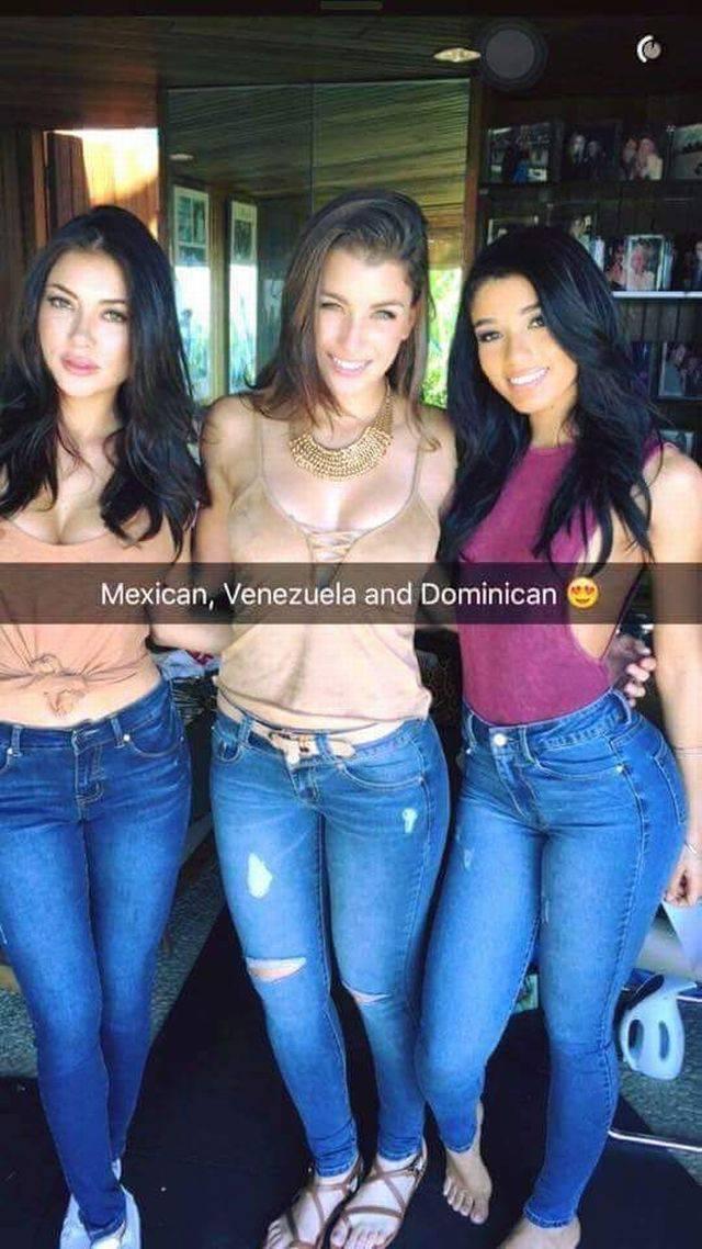 Mexicana, Venezuelana ou Dominicana?
