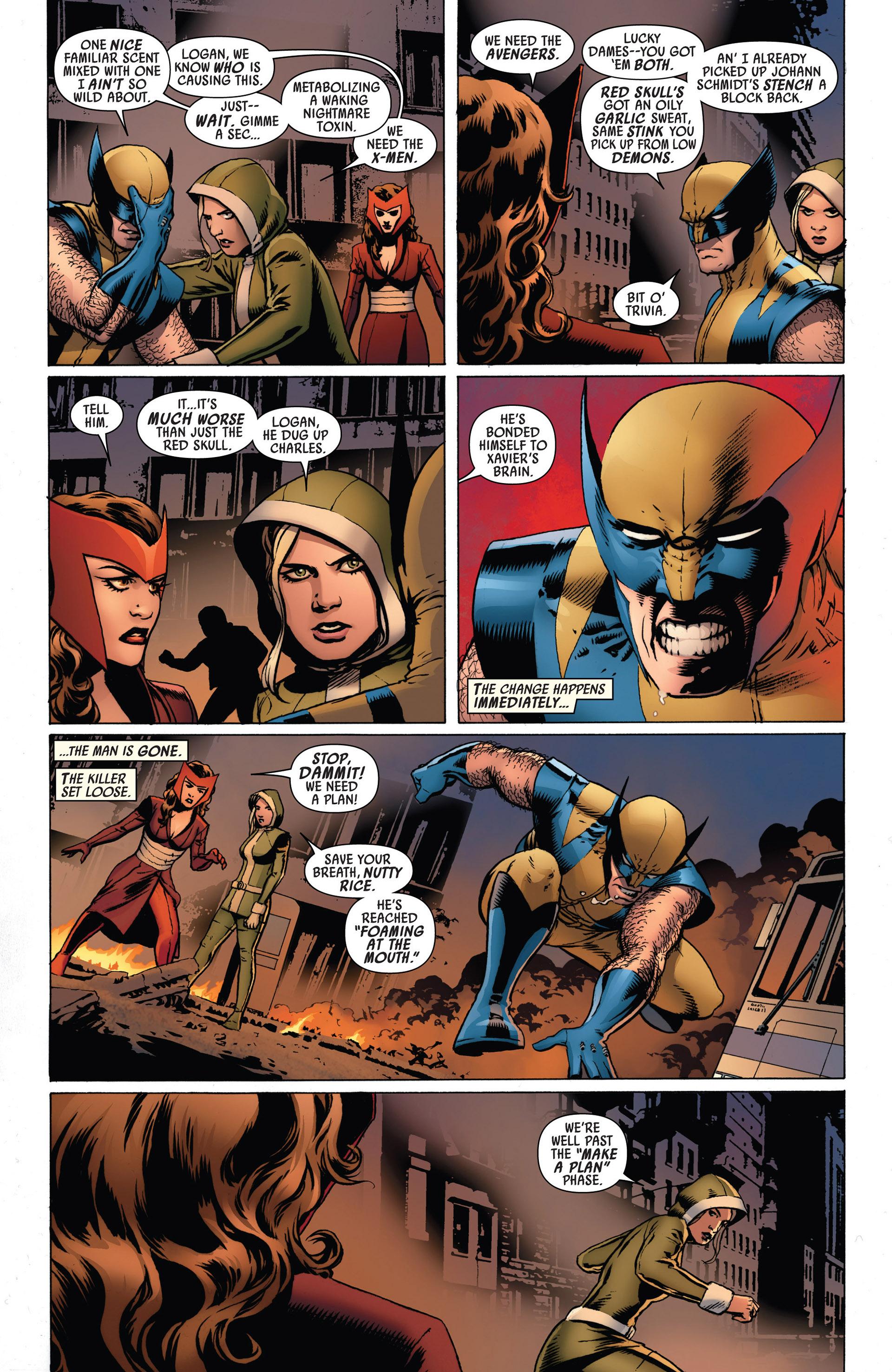 Read online Uncanny Avengers (2012) comic -  Issue #3 - 18