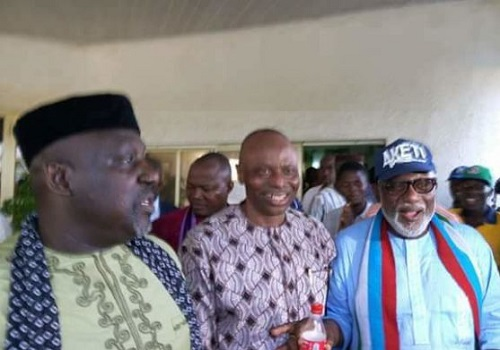 Ondo Election Conundrum: Aggrieved Mimiko, Akeredolu Strikes Deal In Secret Meeting With Okorocha, Plots Tinubu's AD Fall