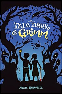 Cover for Tales Dark and Grimm