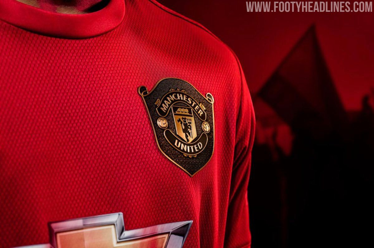 Manchester United 19-20 Home Kit Released