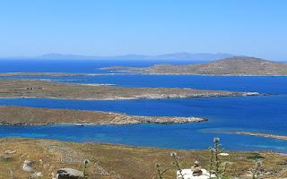 Delos Yacht Charters in Greece