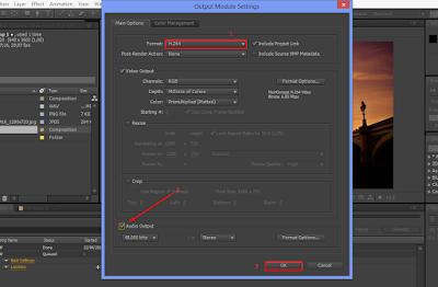 Cara Render Adobe After Effect Yang Benar 16